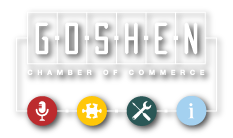 Goshen Chamber of Commerce Logo